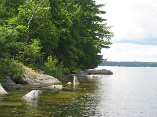 Cold Stream Pond Acreage : Enfield : Penobscot County : Maine