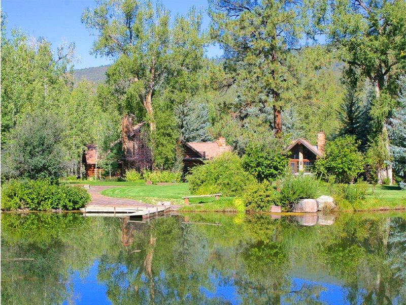 Elk Park Ranch : Durango : La Plata County : Colorado