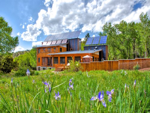 Sierra Blanca Retreat : Mosca : Alamosa County : Colorado