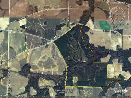 450 Acres, Lodging, Timber, Pond : Cordele : Dooly County : Georgia
