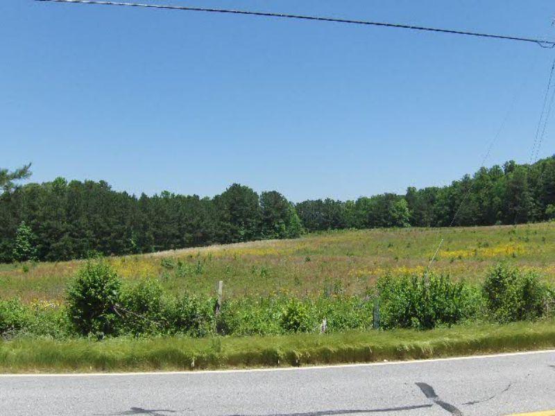 Aldridge Land : Newnan : Coweta County : Georgia