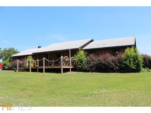 Home And Stable With A Loft 24 Acre : Greensboro : Greene County : Georgia
