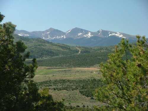 49.65 Acre San Luis Valley. Terms : Alamosa : Costilla County : Colorado