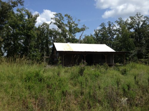 Reduced National Forest Property : Crosby : Franklin County : Mississippi