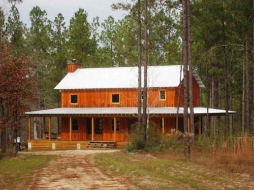 Cypress Cabin Retreat : Sylvania : Screven County : Georgia