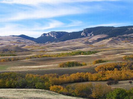 Little Piney Canyon Ranch : Story : Johnson County : Wyoming