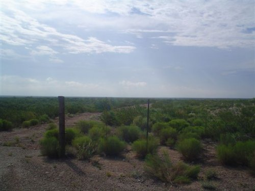 31 Acres. Terms $270/month : Pecos : Culberson County : Texas