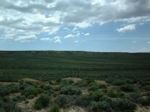 40 Acres. Terms $195/month : Rawlins : Sweetwater County : Wyoming