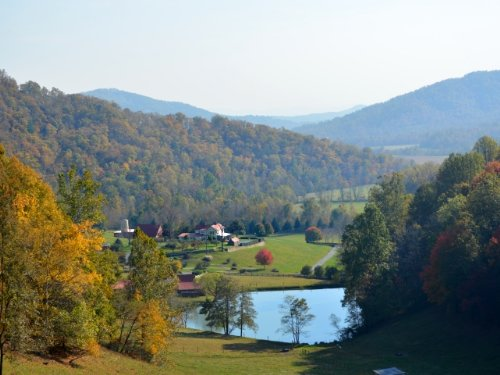 Rapidan Ranch : Madison : Virginia