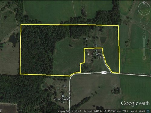 67.1 Acres : Labelle : Lewis County : Missouri