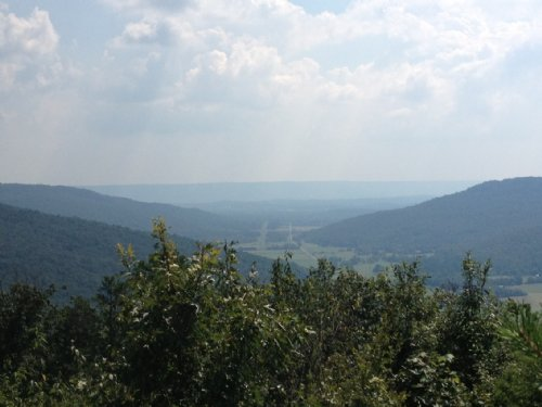 Owner Financing 23.17+/- Acres : South Pittsburg : Marion County : Tennessee