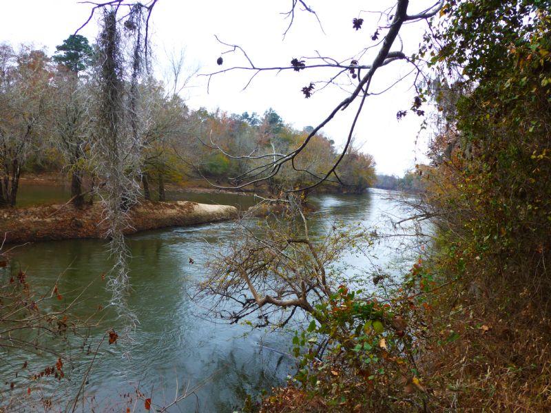 1094 Acres On Oconee River : Toomsboro : Wilkinson County : Georgia