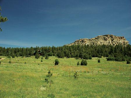 Signal Mountain Ranch : Aguilar : Las Animas County : Colorado
