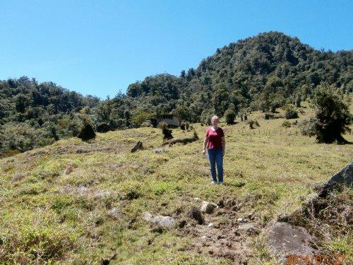 62 Ac Hi Mt Ranch At End Of Road : Tucurrique De Cartago : Costa Rica