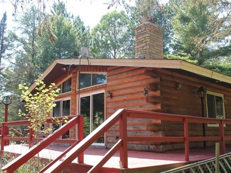 575 Fr 3940 Cabin 1 Mls 1088113 : Iron River : Iron County : Michigan
