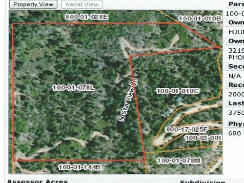 Prescott National Forest Estate : Prescott : Yavapai County : Arizona