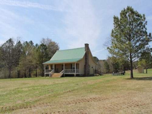 103+/- Acres For Sale : Talladega : Clay County : Alabama