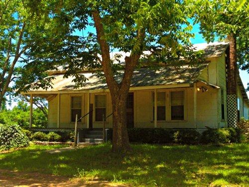 16+/- Acres & Home : Cobbtown : Tattnall County : Georgia