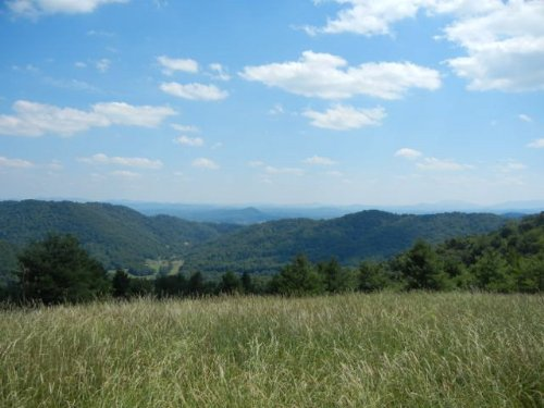 Mountain Top Land W/great Views : Independence : Grayson County : Virginia