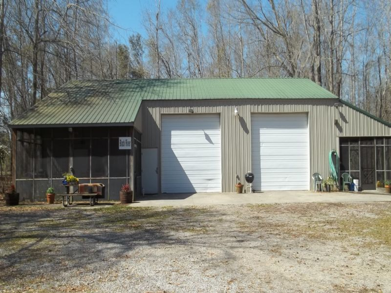 Black River Hunt Club Tract : Manning : Clarendon County : South Carolina