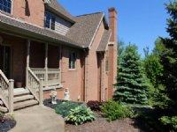 Towering Brick Home On 41.2 Acres : Lawton : Van Buren County : Michigan