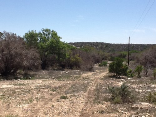 46 Acres With Power & Water Well : Rocksprings : Edwards County : Texas