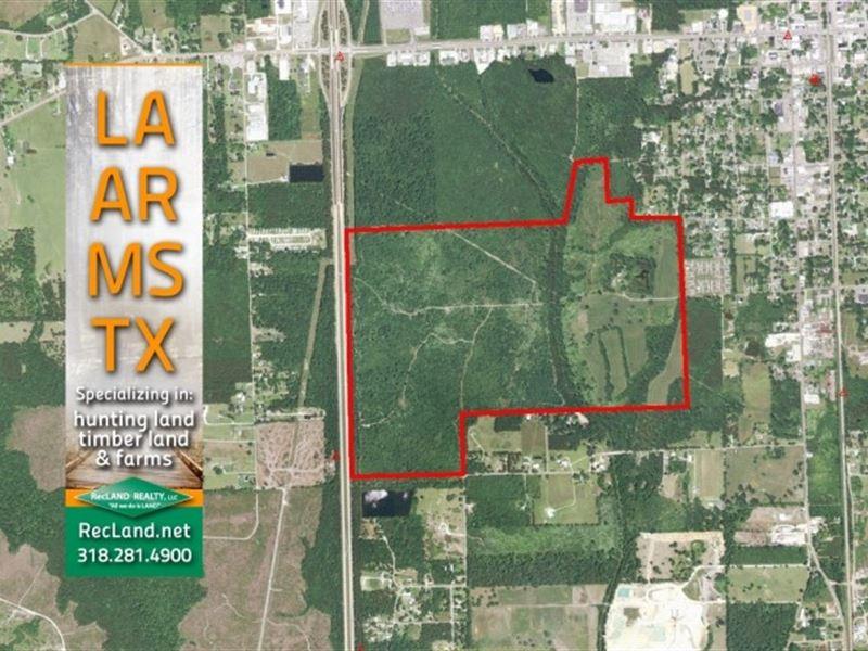 395 Ac, W Factory St, Tangipahoa : Amite : Tangipahoa Parish : Louisiana