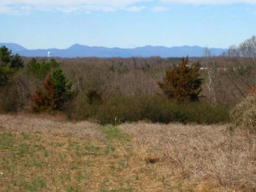 30 Ac W/ Mountain View Near I-85 : Fair Play : Oconee County : South Carolina