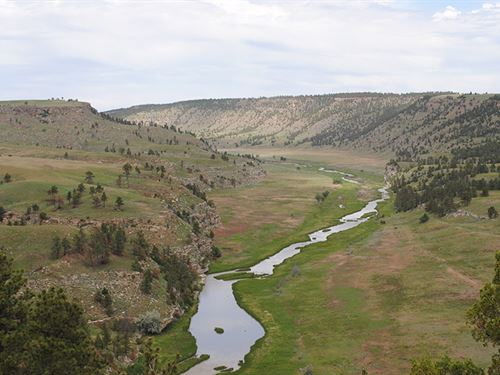 Indian Canyon Ranch : Edgemont : Fall River County : South Dakota
