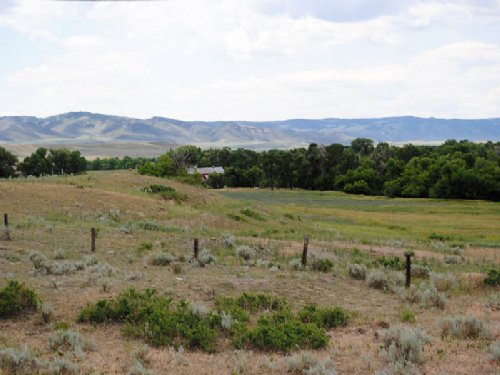 Mormon Canyon Ranch : Glenrock : Converse County : Wyoming