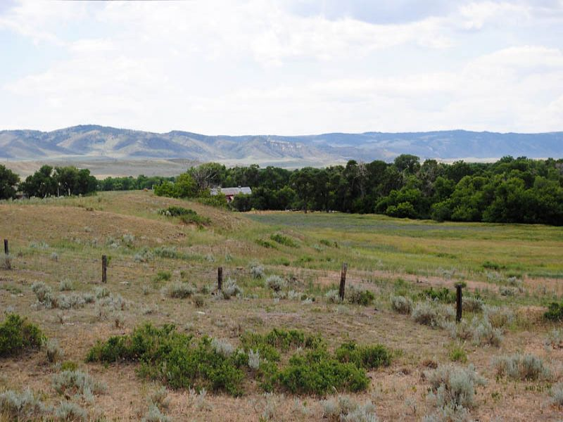 Glenrock Wy Ranch: Mormon Canyon Ranch : Ranch For Sale : Glenrock : Converse