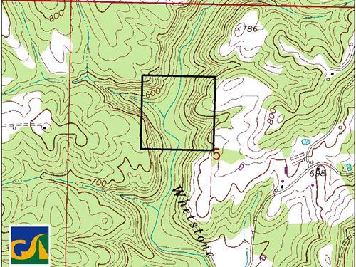 25-024 Whetstone Creek : Logan : Cullman County : Alabama