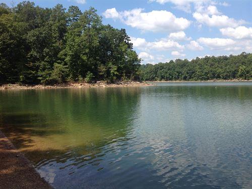 67-041 Lewis Smith Lake : Arley : Winston County : Alabama
