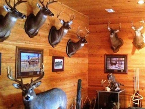 Whispering Pines Lodge : Fayette : Alabama