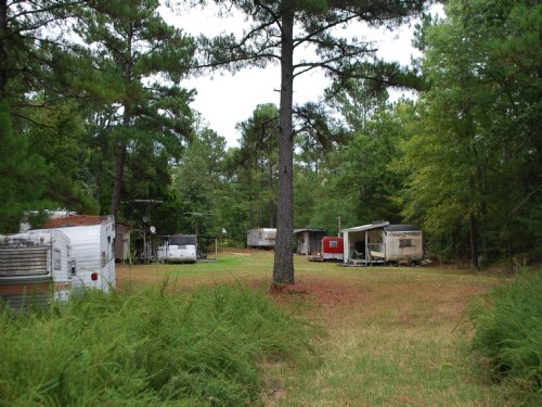 Rec Tract Adjoining National Forest : Union : South Carolina
