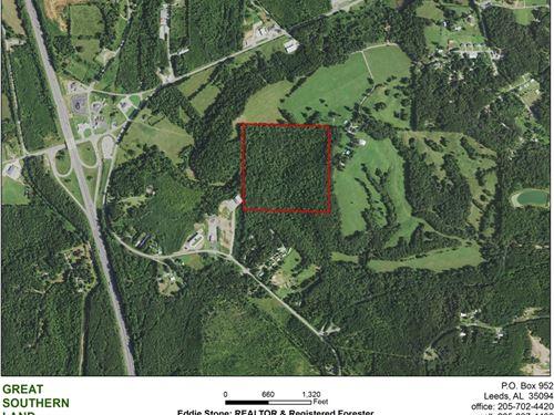 8-017 Sibleyville Creek : Warrior : Blount County : Alabama