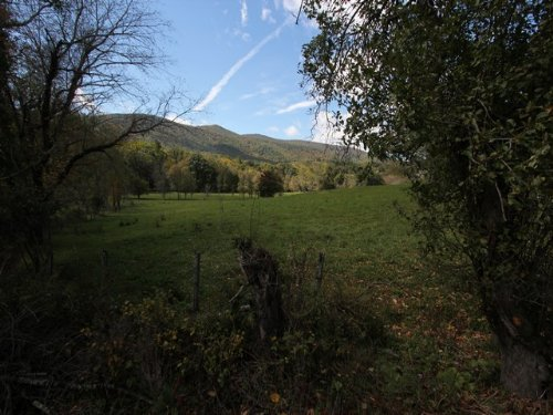 Prime Farmland And Pasture : Troutdale : Grayson County : Virginia