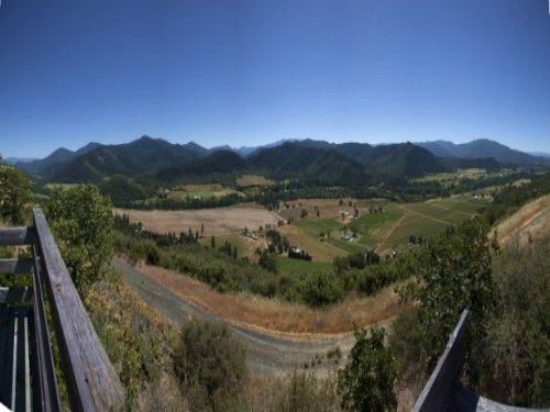 42 Acres on Commanders Point : Applegate : Jackson County : Oregon