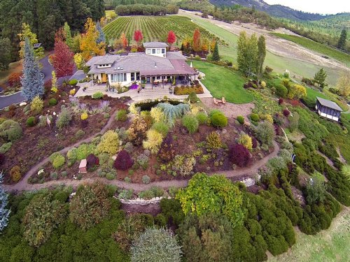 Applegate Valley Vineyard Estate, : Jacksonville : Jackson County : Oregon