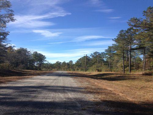 Carsley Farms  10 Acre Tract : Carsley : Surry County : Virginia