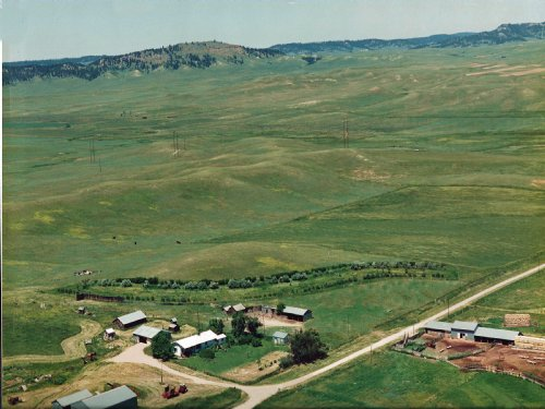 Mason Creek Ranch : Sundance : Crook County : Wyoming