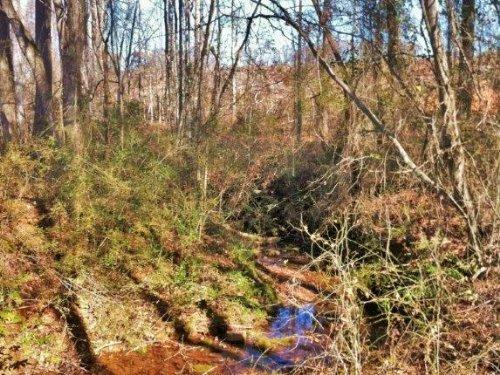 Cross Creek : Carnesville : Franklin County : Georgia