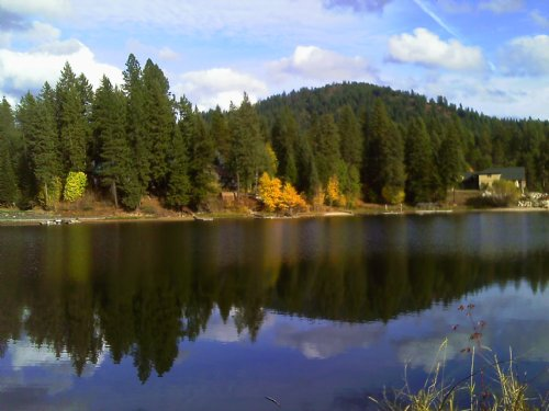 Lakefront Property - Hayden Lake : Hayden : Kootenai County : Idaho