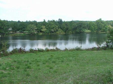 30 Acres On Rockyview Lake : West Blocton : Bibb County : Alabama