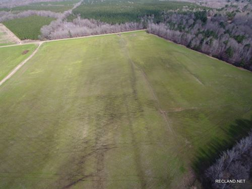 57.6 Ac - Farm Land With Wooded Are : Utica : Copiah County : Mississippi