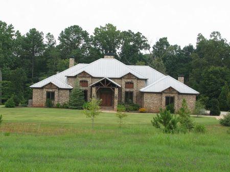 Ellenwood Estate 174 Acre Estate : Monticello : Jasper County : Georgia
