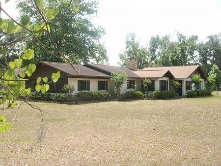 22 Acre Ranch With 2 Homes : Dade City : Pasco County : Florida