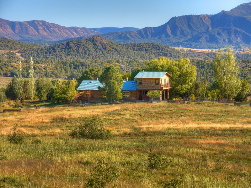 Deep Creek Ranch : Mancos : Montezuma County : Colorado