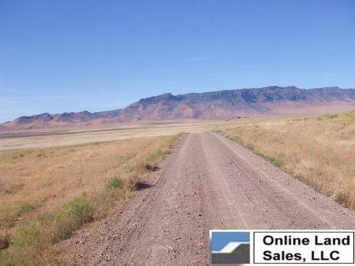 304 Acres Near Battle Mountain. : Elko : Nevada