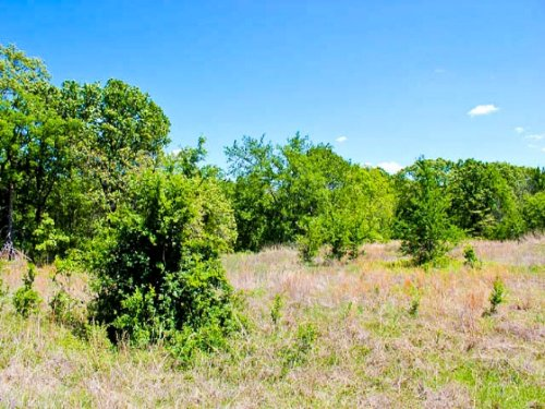 14.2 Acre Saddlebrook Ranch : Bearden : Okfuskee County : Oklahoma
